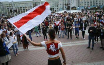 Σε παρέμβαση της Μέρκελ για τη Λευκορωσία ελπίζει η ηγέτιδα της αντιπολίτευσης