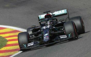 Formula 1: Ταχύτερος στα τελευταία ελεύθερα δοκιμαστικά ο Χάμιλτον