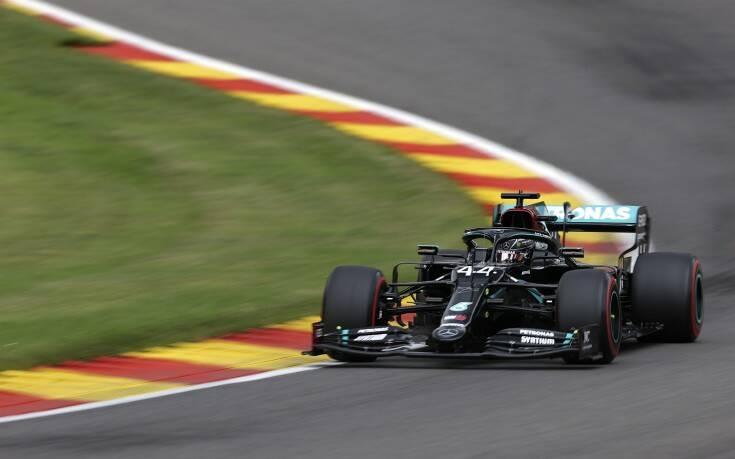 Formula 1: Κυριαρχία της Mercedes στις κατατακτήριες δοκιμές