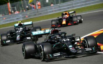 Formula 1: Νίκη Χάμιλτον στο επεισοδιακό Γκραν Πρι της Τοσκάνης