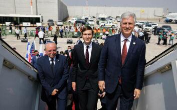 Συμφωνία για εξομάλυνση των σχέσεων Ισραήλ - Εμιράτων: Ιστορική πτήση σήμερα με Ισραηλινούς και Αμερικανούς αξιωματούχους