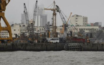 Φόβοι σε λιμάνι της Ινδίας: Παραμένουν 700 τόνοι νιτρικού αμμωνίου από το 2015