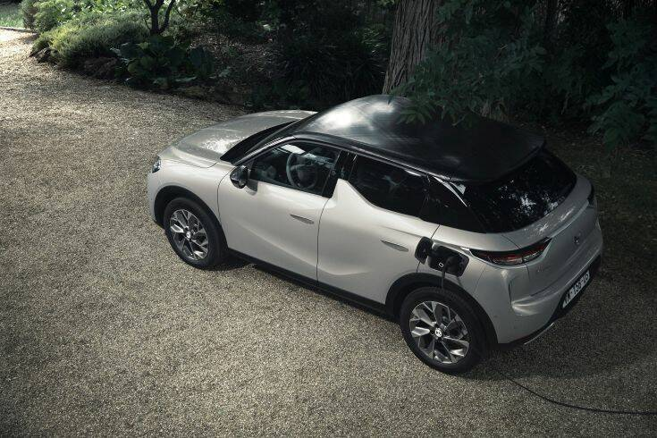 Αμιγώς ηλεκτρικό και πλούσια εξοπλισμένο μοντέλο από την DS Automobiles – Newsbeast