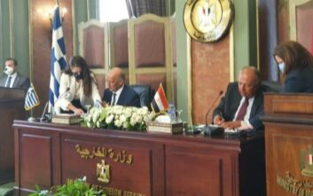 Πώς η συμφωνία για ΑΟΖ με την Αίγυπτο ακυρώνει το μνημόνιο Τουρκίας- Λιβύης στην πράξη - Τι κερδίζει η Ελλάδα