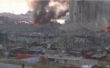 Η έκρηξη στη Βηρυτό ήταν τόσο δυνατή που έγινε αισθητή και στην Κύπρο