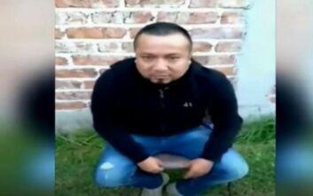 Μεξικό: Οι αρχές πέρασαν χειροπέδες στον βαρώνο των ναρκωτικών «Βαριοπούλα»