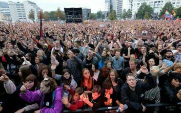 Γερμανία: Πείραμα με 4.000 συμμετέχοντες για τις συναυλίες στην εποχή του κορoνοϊού