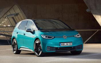 VW ID.3 1ST Edition: Διαθέσιμο στην Ελλάδα με την μεταβλητή πλατφόρμα για την ηλεκτροκίνηση