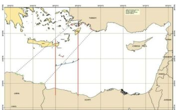 Τι κερδίζει η Ελλάδα από την ιστορική συμφωνία με την Αίγυπτο - Δείτε τον χάρτη