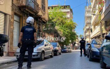 Αστυνομική επιχείρηση στην κατάληψη Libertatia στη Θεσσαλονίκη