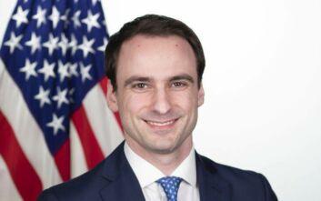 Χιώτης ο νέος υφυπουργός Άμυνας των ΗΠΑ
