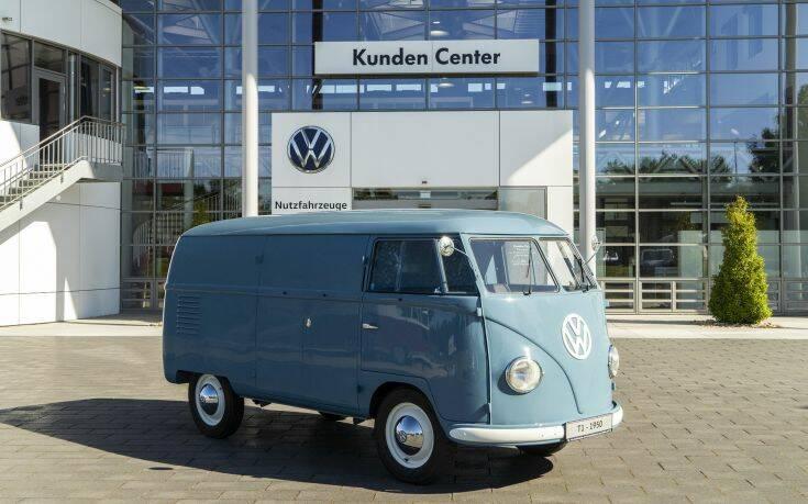 Εβδομήντα χρόνια Volkswagen Transporter – Newsbeast