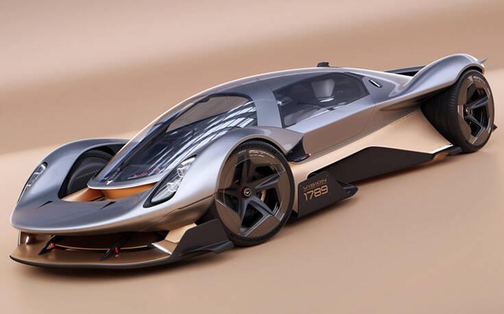 Το hypercar που θέλει να κινείται με βιομεθάνιο – Newsbeast