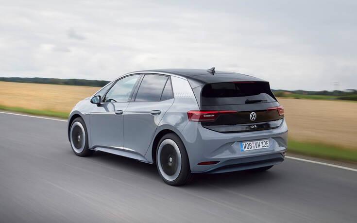 Ρεκόρ αυτονομίας σημείωσε το Volkswagen ID.3 – Newsbeast