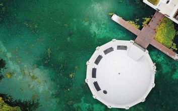 Η πρώτη αυτόνομη πλωτή σουίτα εμπνευσμένη από τον Τζέιμς Μποντ