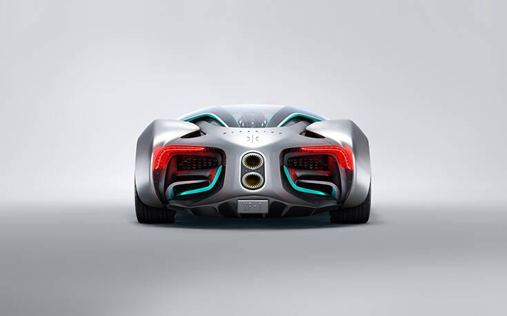 Το απίθανο supercar με τις αδιανόητες επιδόσεις που φορτίζει σε… 5 λεπτά – Newsbeast