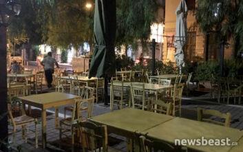 Τα 15 λεπτά που αλλάζουν εντελώς τα πάντα στη νυχτερινή Αθήνα