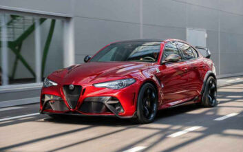 Εικόνες από τις νέες Alfa Romeo Giulia GTA και GTAm