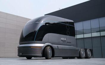 Σημαντική διάκριση της Hyundai με τοFuture Mobility of the Year 2020
