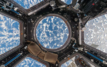 Η εξερεύνηση του Διεθνούς Διαστημικού Σταθμού μέσα από εντυπωσιακές φωτογραφίες