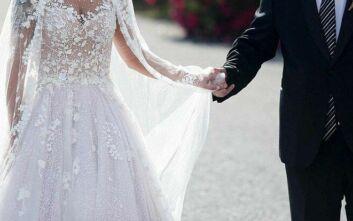 Καλάβρυτα: Ζευγάρι παντρεύτηκε με αστυνομική επιτήρηση γιατί πλακώθηκαν τα σόγια πριν τον γάμο