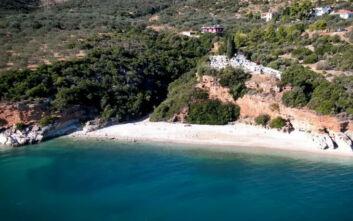 Νεκροταφείο, η παραλία της Πελοποννήσου με το μακάβριο όνομα