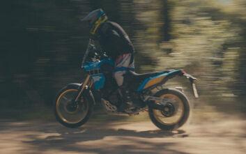 Η συνέχεια της νέας ταινίας της Yamaha: Ténéré 700 RallyEdition