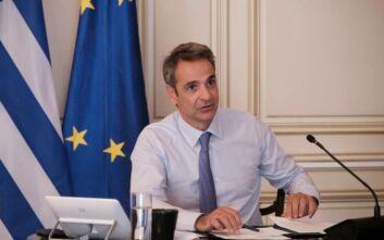 Μητσοτάκης προς ΕΕ: Όχι διάλογος με την Τουρκία όσο υπάρχει ένταση