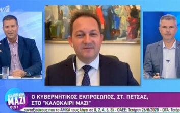 Μειώσεις φόρων και εισφορών θα ανακοινώσει αρχές Σεπτέμβρη ο Κ. Μητσοτάκης