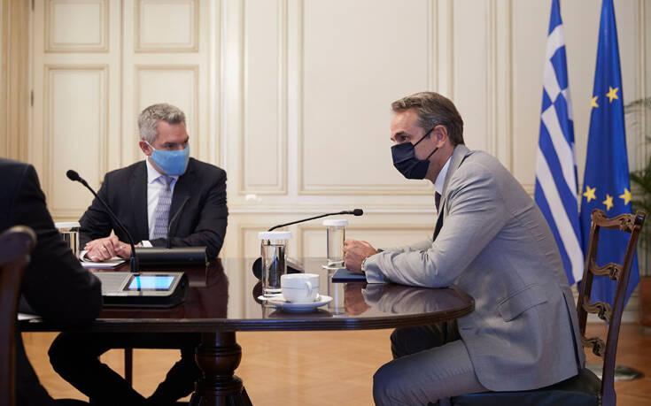 Η Αυστρία θα συνδράμει την Ελλάδα έμπρακτα στο μεταναστευτικό - Στήριξη και για Τουρκία