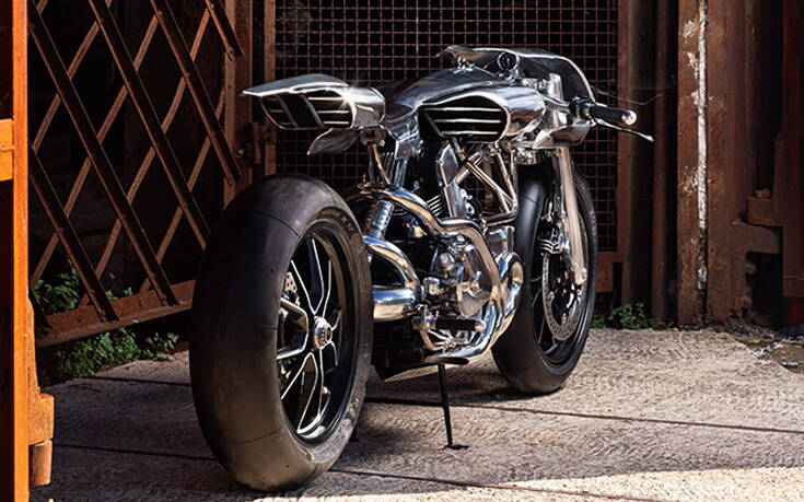 Η Ducati 750SS έγινε… διαστημική – Newsbeast
