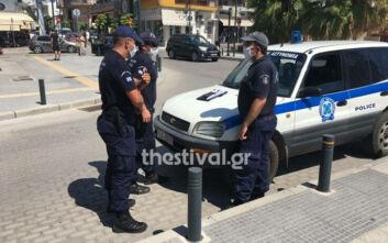 Σε ισχύ από το πρωί τα μέτρα στη Χαλκιδική - Έπεσαν οι πρώτες «καμπάνες»