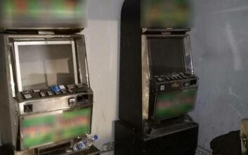 Χτύπημα κατά του παράνομου τζόγου: Εξαρθρώθηκαν δυο μίνι καζίνο στην Αττική