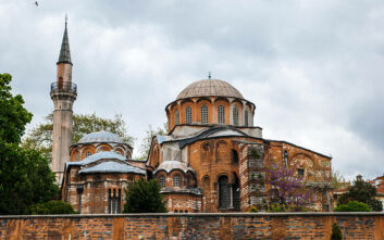 O Σύλλογος Ελλήνων Αρχαιολόγων σχολιάζει τη μετατροπή της Μονής της Χώρας σε τέμενος