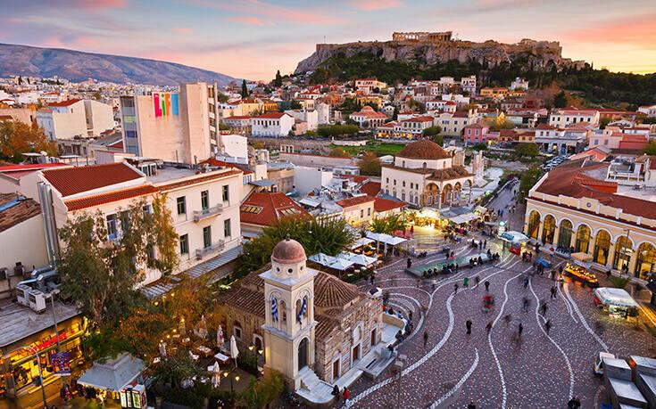 Η Αθήνα ανάμεσα στους 10 πιο φθηνούς προορισμούς στην Ευρώπη