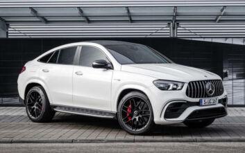 Το νέο SUV της Mercedes-AMG θέτει νέα πρότυπα επιδόσεων με τα… 603 άλογά του