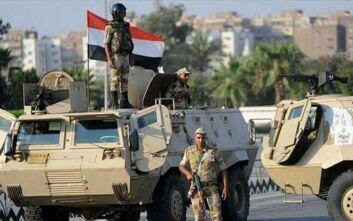 Αίγυπτος: 77 φερόμενοι ως τζιχαντιστές σκοτώθηκαν τις τελευταίες εβδομάδες