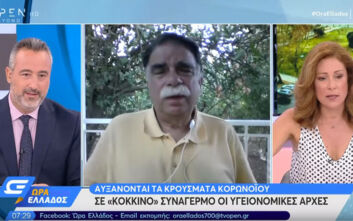 Βατόπουλος: Η νεολαία ούτε έχει πάρει χαμπάρι τι γίνεται