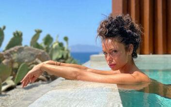 Raffaella Fico: Η πρώην των Ρονάλντο – Μπαλοτέλι αναστατώνει τη Μύκονο με το τοσοδούλικο μπικίνι της