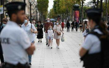 Γαλλία-Κορονοϊός: Περισσότερα από 3.300 νέα κρούσματα σε 24 ώρες