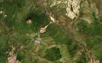 Η «Πύλη του Κάτω Κόσμου» της Σιβηρίας συνεχίζει να μεγαλώνει