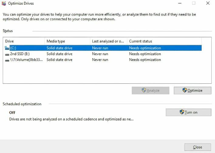 Αναβάθμιση των Windows 10 μπορεί να προκαλεί ζημιά στον SSD – Newsbeast