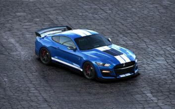 Η Shelby έκανε ακόμα πιο δυνατό το ισχυρότερο Mustang όλων των εποχών