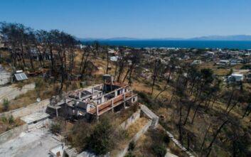 Στο Τεχνικό Επιμελητήριο Ελλάδος το Πολεοδομικό Σχέδιο Εφαρμογής για το Μάτι