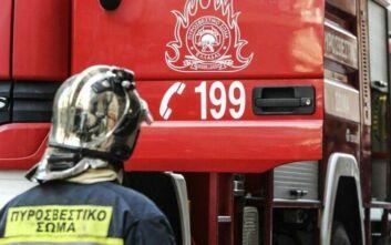 Αναστάτωση σε πολυκατοικία στην Καλαμαριά - Φωτιά σε διαμέρισμα τα ξημερώματα
