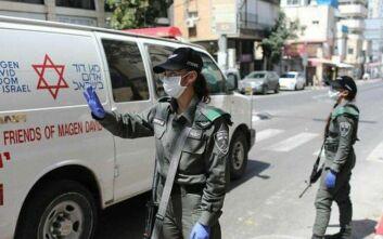 Το Ισραήλ μπαίνει σε καραντίνα τριών εβδομάδων λόγω κορονοϊού