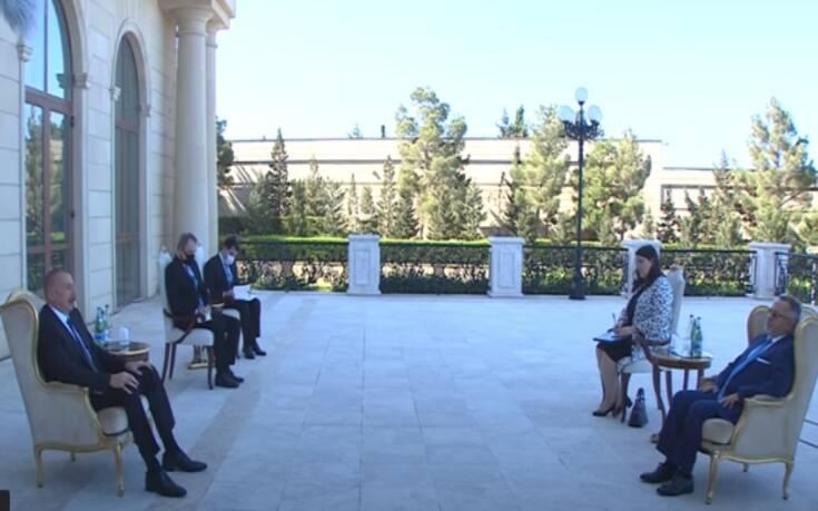 Πρόεδρος Αζερμπαϊτζάν σε Έλληνα πρέσβη: Είμαστε αδέρφια με την Τουρκία και  θα την υποστηρίξουμε – Newsbeast