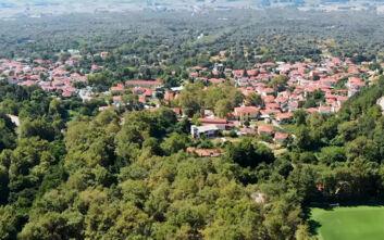 Το μυστικό χωριό των Σερρών