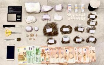 Διακινούσαν ναρκωτικά σε Αθήνα και Μύκονο - Έκρυβαν την κοκαΐνη σε ρύζι και σε κουτιά φαρμάκων