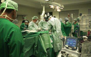 Πραγματοποιήθηκε με επιτυχία η πρώτη μεταμόσχευση πνεύμονα στην Ελλάδα - Δεύτερη ευκαιρία σε 62χρονο
